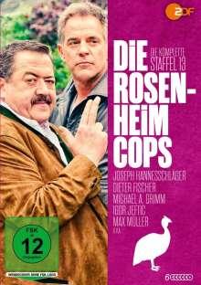 Die Rosenheim-Cops Staffel 13, 6 DVDs