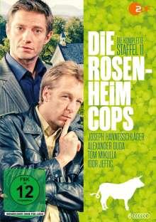 Die Rosenheim-Cops Staffel 11, 6 DVDs
