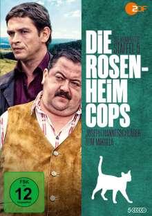 Die Rosenheim-Cops Staffel 5, 5 DVDs