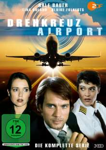 Drehkreuz Airport (Komplette Serie), 3 DVDs
