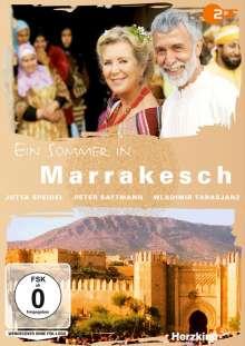 Ein Sommer in Marrakesch, DVD