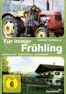 Für immer Frühling, DVD