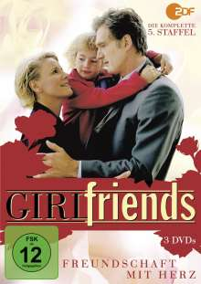 GIRL friends Staffel 5, 3 DVDs