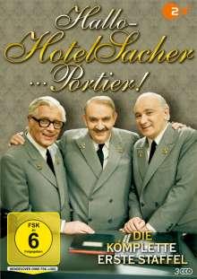 Hallo - Hotel Sacher...Portier! Staffel 1, 3 DVDs