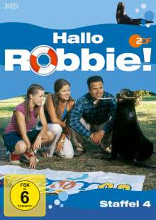 Hallo Robbie Staffel 4, 3 DVDs