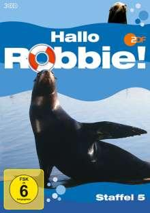 Hallo Robbie Staffel 5, 3 DVDs