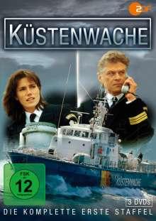 Küstenwache Staffel 1, 3 DVDs