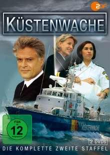 Küstenwache Staffel 2, 2 DVDs