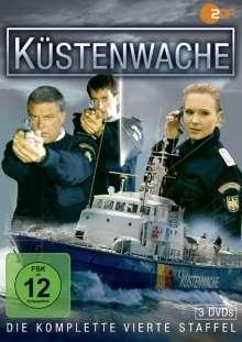 Küstenwache Staffel 4, 3 DVDs
