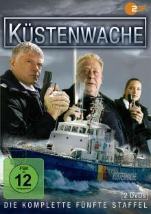 Küstenwache Staffel 5, 2 DVDs
