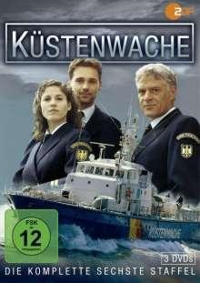 Küstenwache Staffel 6, 3 DVDs