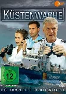 Küstenwache Staffel 7, 3 DVDs