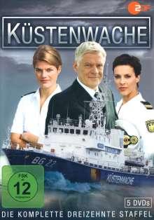 Küstenwache Staffel 13, 5 DVDs
