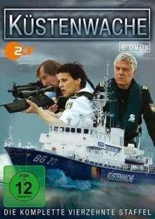 Küstenwache Staffel 14, 6 DVDs