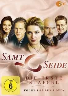 Samt und Seide Staffel 1 Vol. 1, 3 DVDs