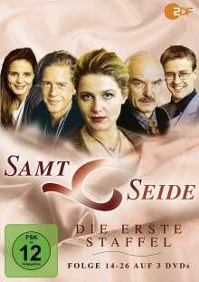 Samt und Seide Staffel 1 Vol. 2, 3 DVDs
