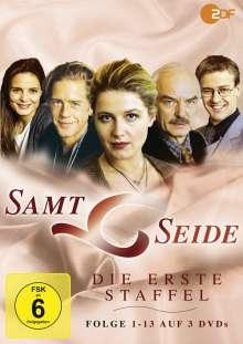 Samt und Seide Staffel 2 Vol. 1, 3 DVDs
