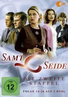 Samt und Seide Staffel 2 Vol. 2, 3 DVDs