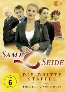 Samt und Seide Staffel 3 Vol. 1, 3 DVDs
