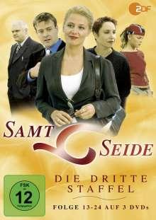 Samt und Seide Staffel 3 Vol. 2, 3 DVDs