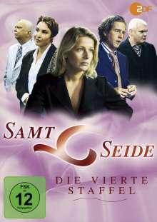 Samt und Seide Staffel 4, 4 DVDs
