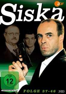 Siska Folge 37-46, 3 DVDs