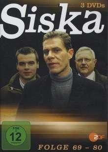 Siska Folge 69-80, 3 DVDs