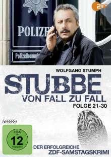Stubbe - Von Fall zu Fall (Folge 21-30), 5 DVDs