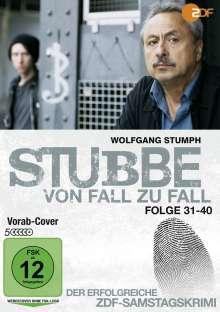 Stubbe - Von Fall zu Fall (Folge 31-40), 5 DVDs