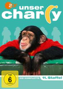 Unser Charly Staffel 11, 3 DVDs