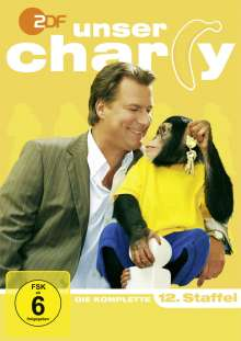 Unser Charly Staffel 12, 3 DVDs