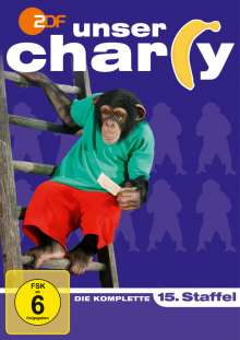 Unser Charly Staffel 15, 3 DVDs