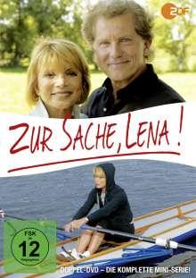 Zur Sache, Lena! (Komplette Serie), 2 DVDs