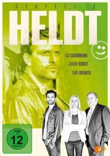 Heldt Staffel 3, 4 DVDs