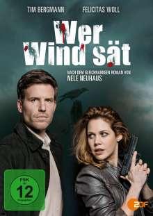 Wer Wind sät, DVD