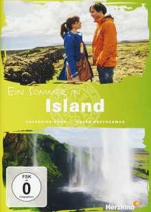 Ein Sommer in Island, DVD