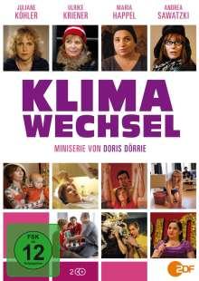 Klimawechsel, 2 DVDs