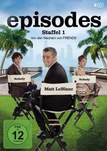 Episodes Season 1, 2 DVDs