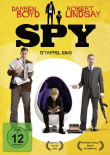 Spy Season 1, DVD