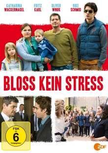 Bloss kein Stress, DVD