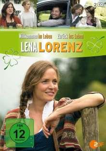 Lena Lorenz: Willkommen im Leben / Zurück ins Leben, 2 DVDs