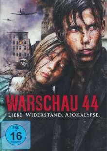 Warschau 44, DVD