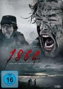 1864 - Liebe und Verrat in Zeiten des Krieges, 3 DVDs