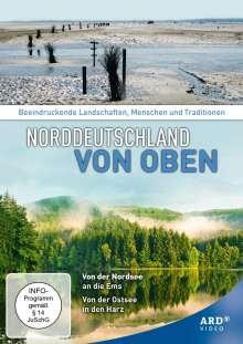 Norddeutschland von oben, DVD