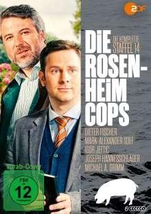 Die Rosenheim-Cops Staffel 14, 6 DVDs