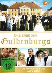 Das Erbe der Guldenburgs (Komplette Serie), 12 DVDs