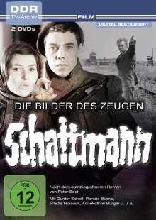Die Bilder des Zeugen Schattmann, 2 DVDs