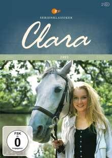 Clara (Komplette Serie), 2 DVDs