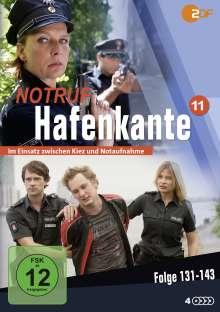 Notruf Hafenkante Vol. 11 (Folge 131-143), 4 DVDs