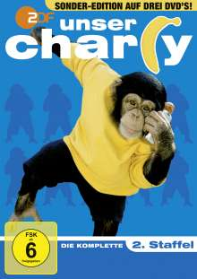 Unser Charly Staffel 2, 3 DVDs